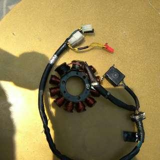 Sym175 發電線圈