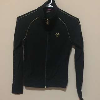 TnA running zip up shirt