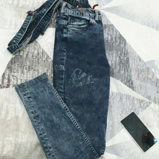 H&M jeans size 36 (s)