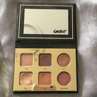 Tarte Tarteist Pro to go eye shadow palette. Usage as shown. FREE Shipping!