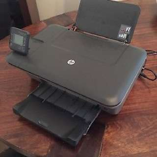 HP DeskJet 3050A All-in-One Inkjet Printer
