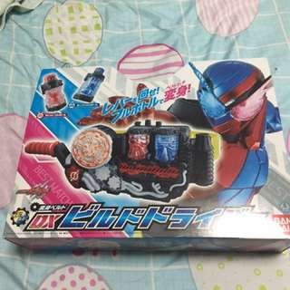 Kamen Rider Build - Build Driver