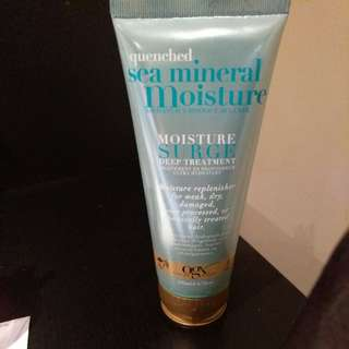 Quenched Sea Mineral Moisture Surge Deep Treatment