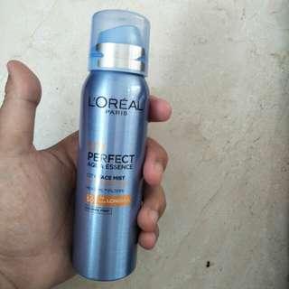 loreal uv spray spf50