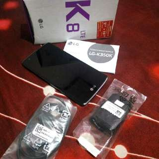 HP LG k8 LTE.