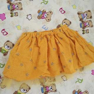 Seed heritage mini skirt 3-4 years old