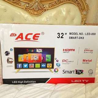 "ACE 32"" LED HD TV BRANDNEW & SEALED"