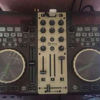 VOXOA S70 DJ workstation