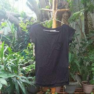 Brand New! Bershka Black Shirt