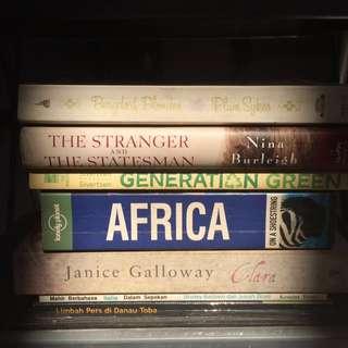 Buku berbagai judul