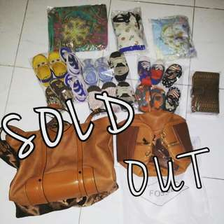 Sold Out.  Trusted Seller