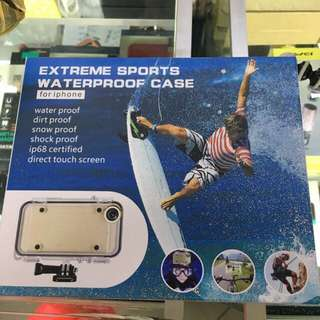 Extreme Underwater Proof Case for Iphone 5/S , 6/S or 6+/s