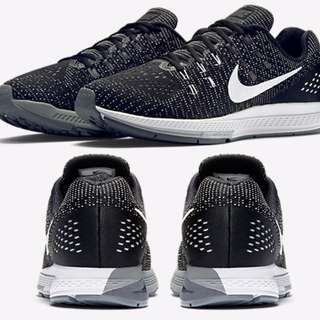 Nike Air Zoom Structure 19 Black US 8.5