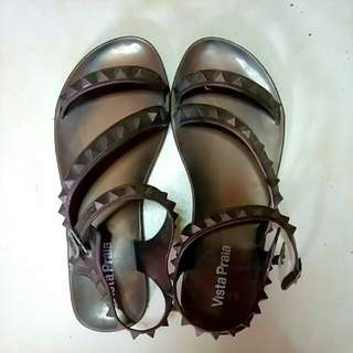 Chocolate Brown Sandals