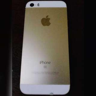 Hp iphone se 16gb gold