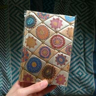 ISHKA Hardcover Notepad