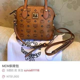 MCM 斜背包