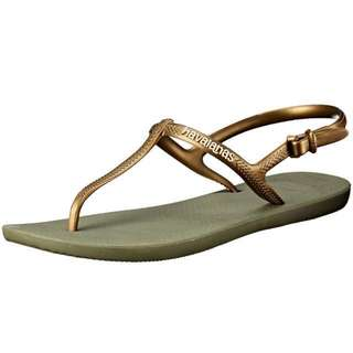 Havaianas Freedom Sandals | Green | BR 35 | US 6-7