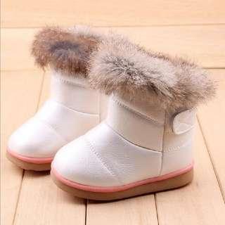 Boots snow kids