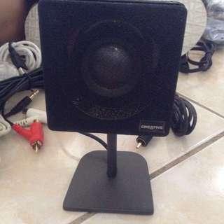 Creative Gigaworks T3 Satellite Speaker