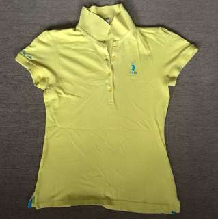 Polo Yellow Blouse