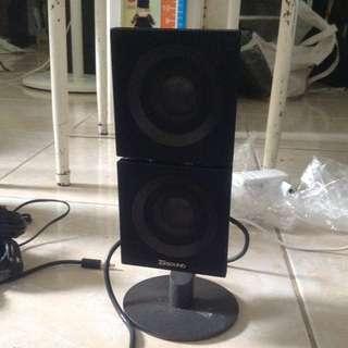 Creative Ziisound Satellite Speakers