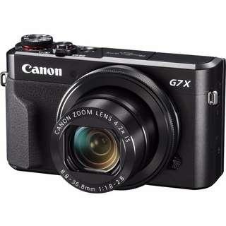 Canon Powershot G7X II