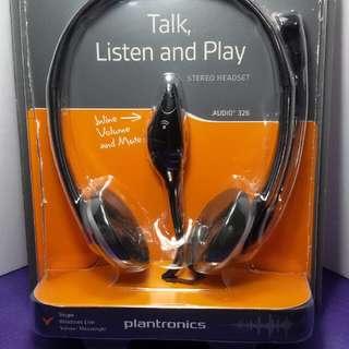 Original Plantronics Headset