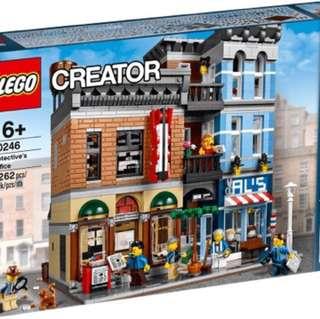 LEGO Creator Expert - 10246 Detective's Office