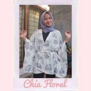 Chía Floral Outwear