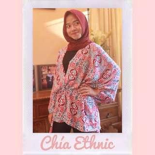 Chía Ethnic Outwear
