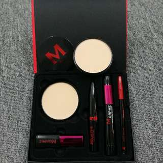 MORPHE 5IN1 MAKE UP SET