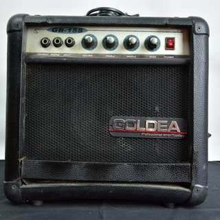 Goldea GB-15S 15瓦 電貝斯音箱*現金收購樂器買賣 二手樂器吉他、鼓、貝斯、電子琴、音箱