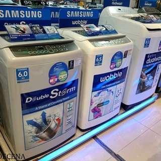 Brand New Samsung Automatic Washing Machine Topload & Frontload