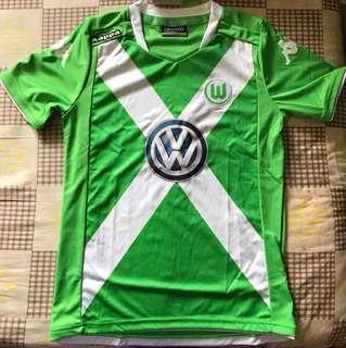 Wolfsburg jersey kids 152