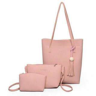 3-in-1 bag set