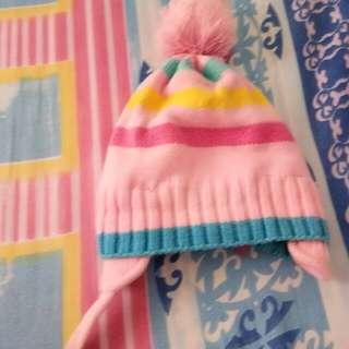 Free baby hat