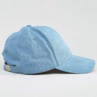 New Look Denim Cap