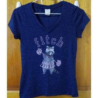 🚚 Abercrombie&fitch Kids A&f Af 小童 浣熊 T-shirt