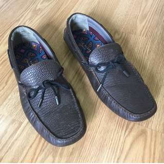Ted baker leather shoes