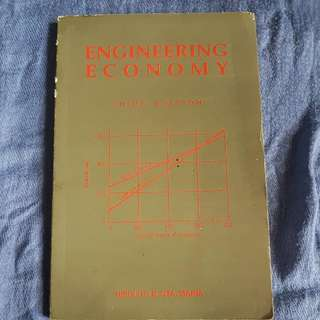 Engineering Economy By Hipolito Sta. Maria