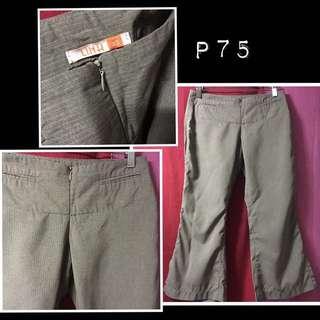 Link corporate casual short pants