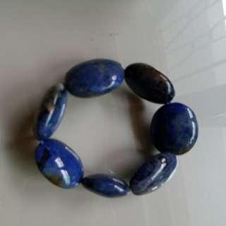 Kinji bracelet, with gift box全新藍色手鈪