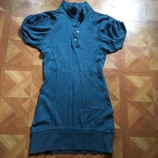 Tyler Knitted Long blouse