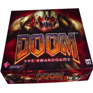 Doom: The Boardgame (classic 2004 out-of-print edition)