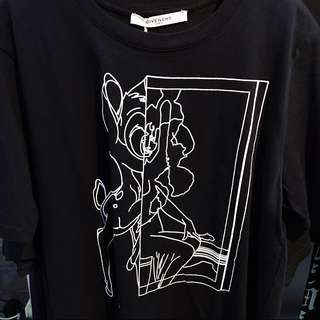 Authentic Givenchy Bambi T Shirt #LagiBest70