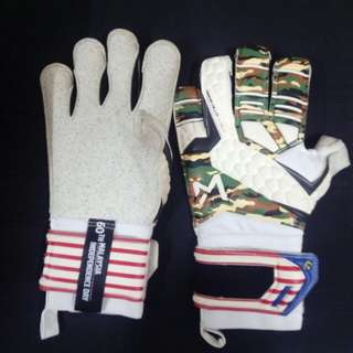 Goalkeeper Glove MGK LIMITED EDITION 60th Malaysia Independence Day