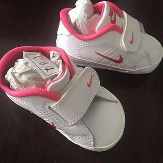 Nike baby walker