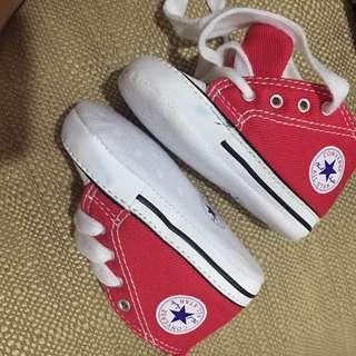 Converse baby walker