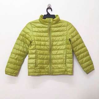 UNIQLO Padded Lightweight Winter Jacket Size 140 for Kids